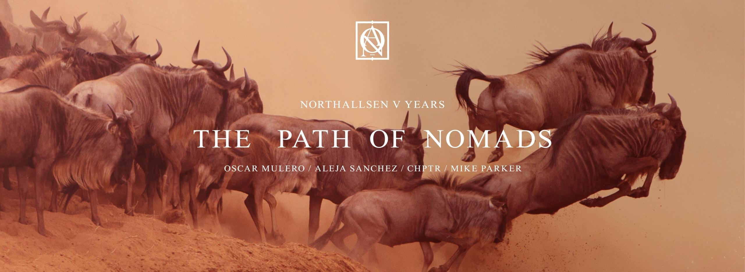 "Oscar Mulero - ""Self-Determination"" - Northallsen Records"
