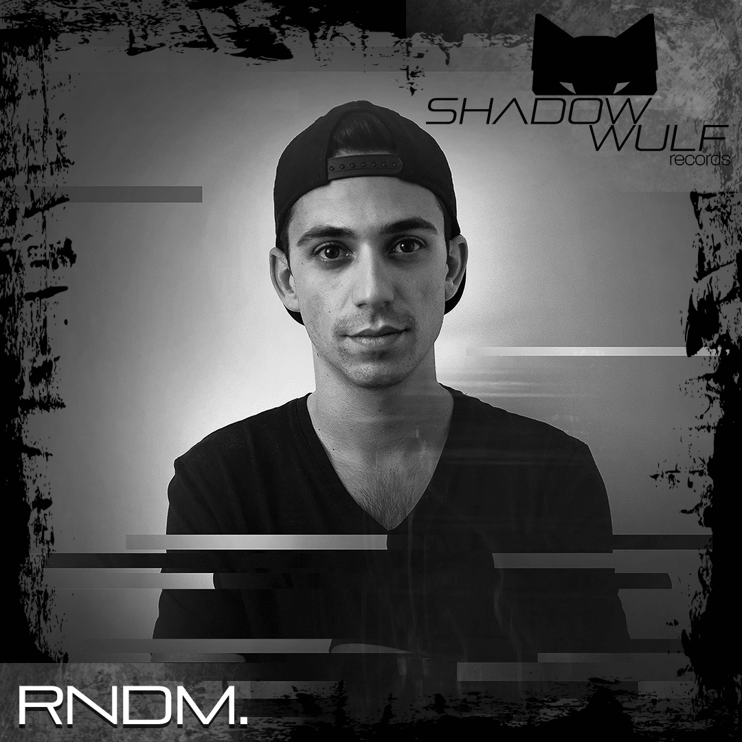 Premiere: RNDM Brings Psytech groove with Future Frames EP