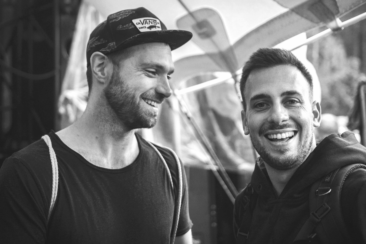 Florian Kruse & Julian Wassermann on Their Latest EP 'Glow Ignition' and Creating Compromise through Collaboration
