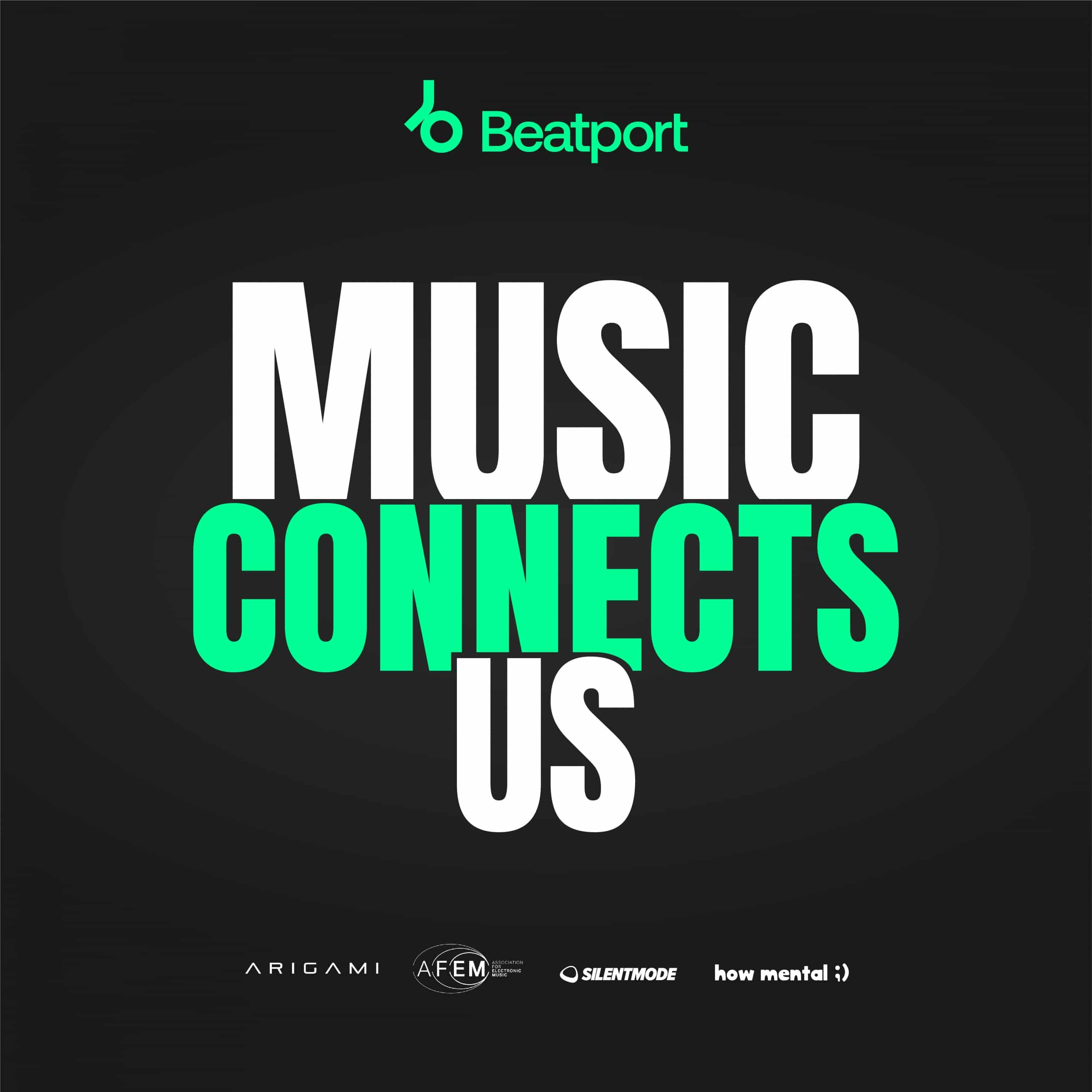 Beatport Launches Mental Health Initiative 'Music Connects Us'