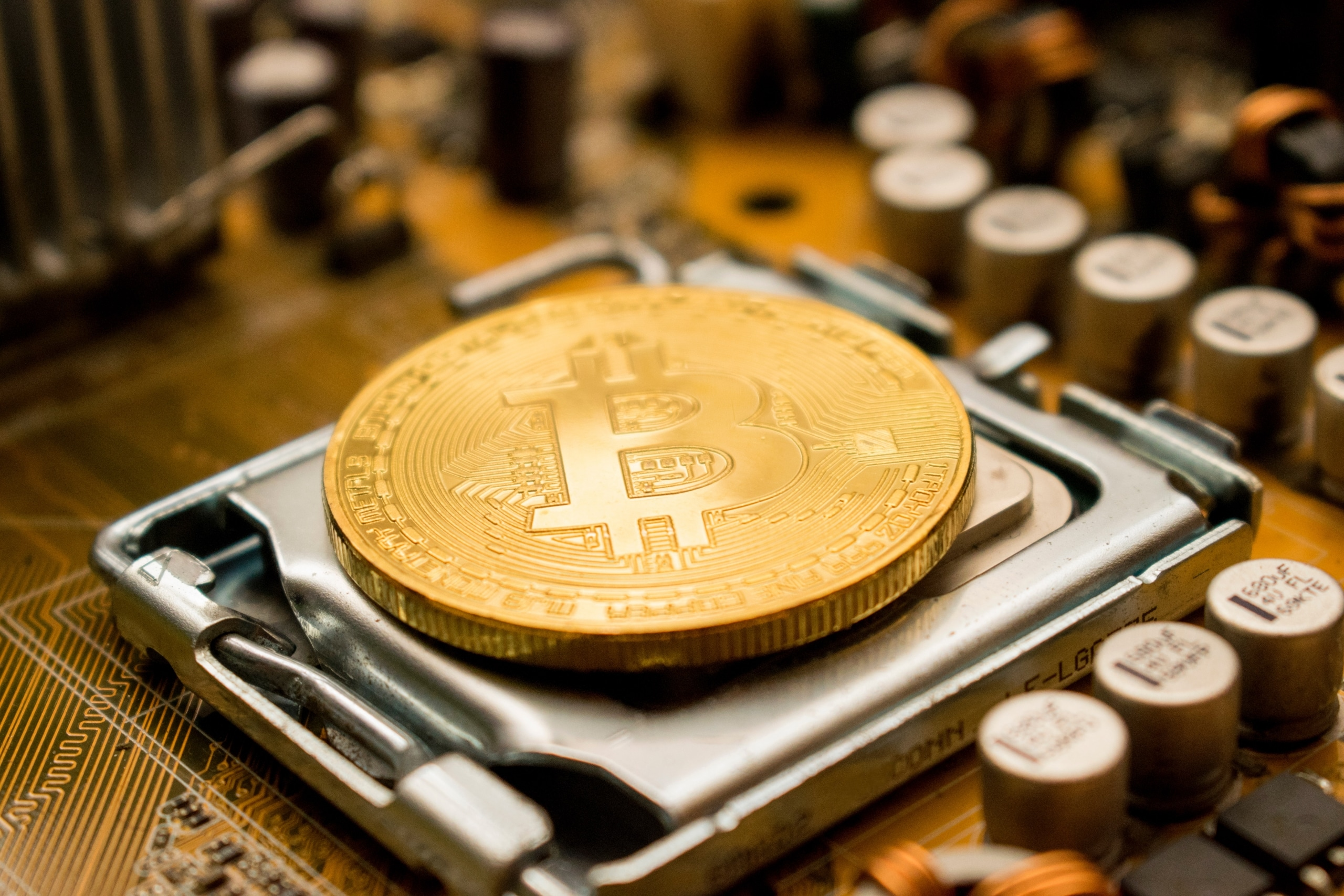 Role of Bitcoin in the electric energy market