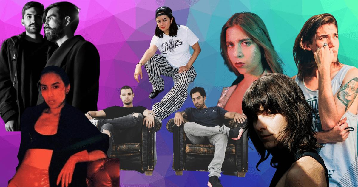 8 Latin American Electronic Music Artists