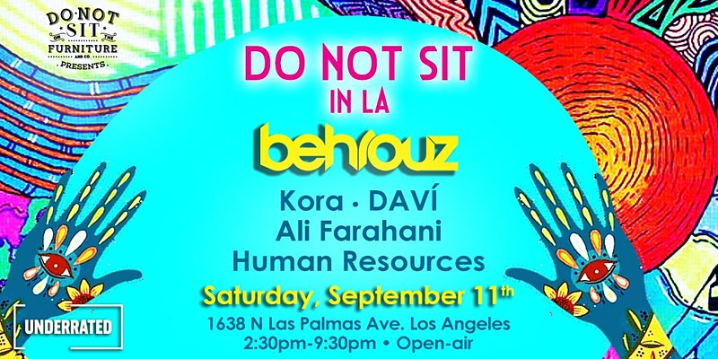 Get Groovy at 'Do Not Sit on the Furniture'