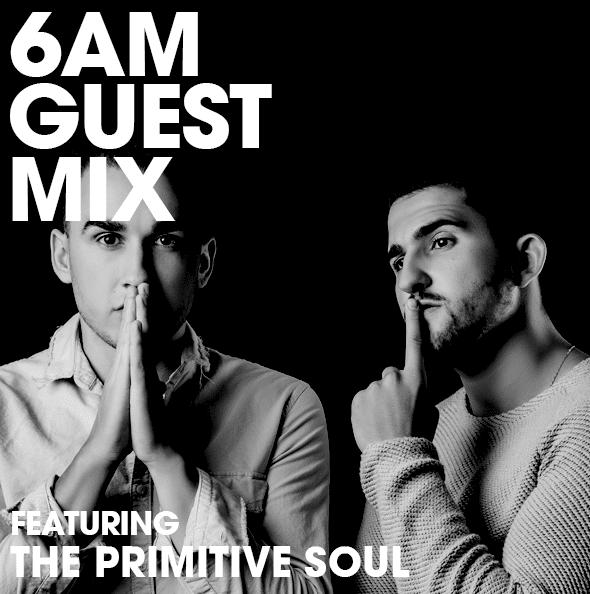 Guest Mix Primitive Soul