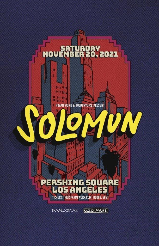 Solomun Los Angeles