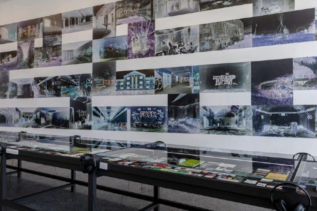 Techno exhibit MUSEION